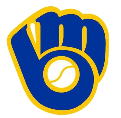 old-school Milwaukee Brewers logo