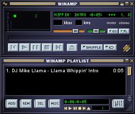 Winamp 2.95
