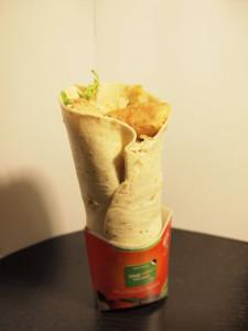 McDonald's Premium McWrap 3